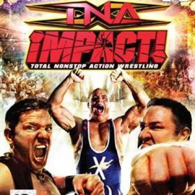 Foto van Tna Impact! Total Nonstop Action Wrestling PS2
