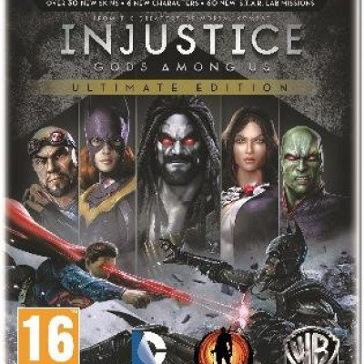 Foto van Injustice Gods Among Us Ultimate Edition PSVITA