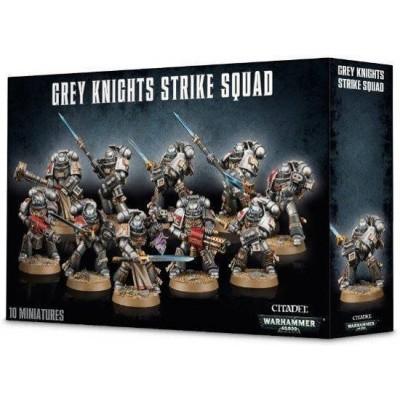 Grey Knights Strike Squad Warhammer 40k