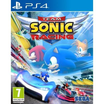 Foto van Team Sonic Racing PS4