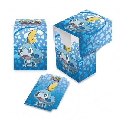 Foto van TCG Pokémon Sword & Shield Galar Deckbox - Sobble POKEMON