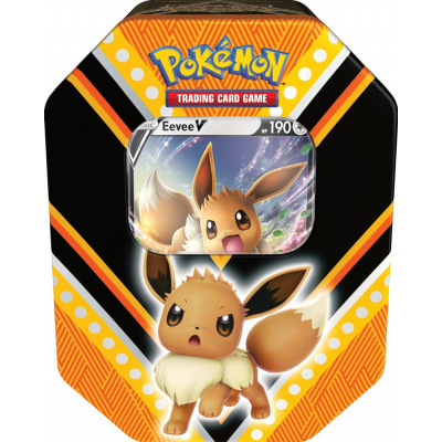 Foto van TCG Pokémon Fall Tin 2020 - Eevee V Power Tin POKEMON