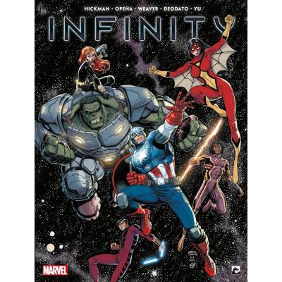 Foto van Marvel Infinity 4 (NL-editie) COMICS