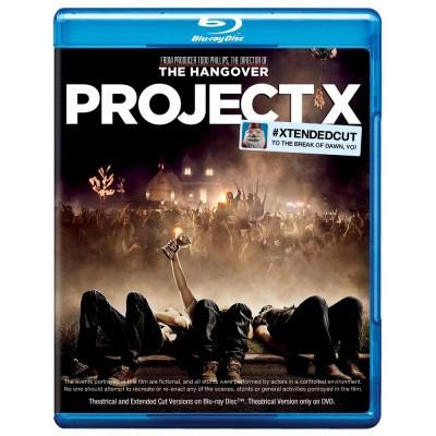 Foto van Project X (Blu-Ray + DVD) (IMPORT) BLU-RAY