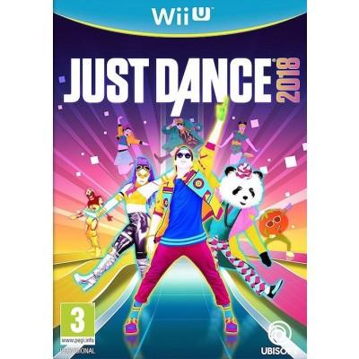 Foto van Just Dance 2018 WII U