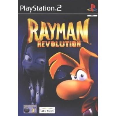 Rayman Revolution PS2