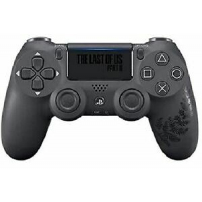 Foto van Sony Wireless Dualshock 4 Controller V2 - The Last of Us Part II Limited Edition PS4
