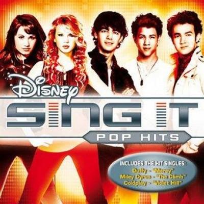 Foto van Disney Sing It Pop Hits WII