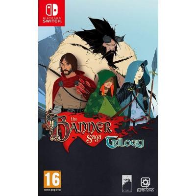 Foto van The Banner Saga Trilogy Nintendo Switch