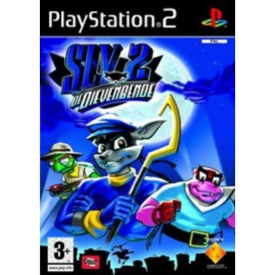 Sly 2: De Dievenbende PS2