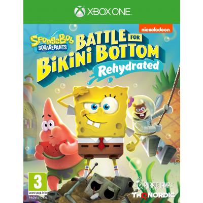 Foto van Spongebob Squarepants: Battle for Bikini Bottom Rehydrated XBOX ONE