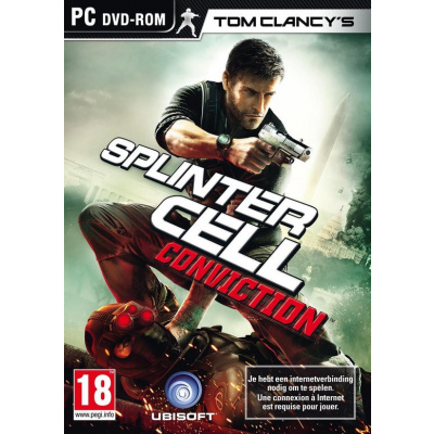 Foto van Tom Clancy's Splinter Cell Conviction PC