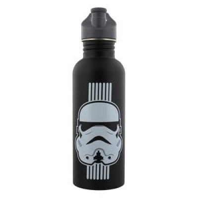 Star Wars Stormtrooper Metal Canteen Bottle MERCHANDISE