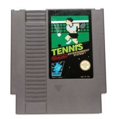 Foto van Tennis (Losse Cassette) NES