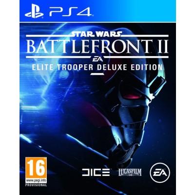 Star Wars Battlefront II - Elite Trooper Deluxe Edition PS4