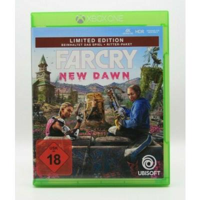 Foto van Far Cry New Dawn Limited Edition (Duits) XBOX ONE