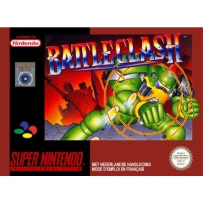Foto van Battleclash SNES
