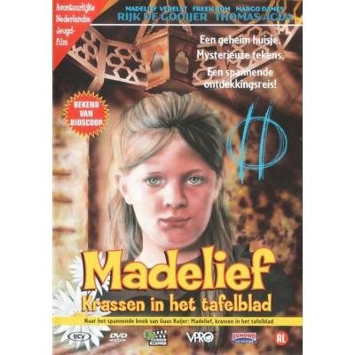 Foto van Madelief Krassen In Het Tafelblad DVD