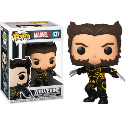 Foto van Pop! Marvel: X-Men 20th - Wolverine Funko