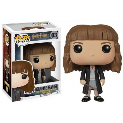 Foto van Pop! Movies: Harry Potter - Hermione Granger FUNKO