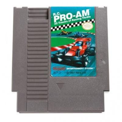 Foto van R.C. Pro-Am (Cartridge Only) NES