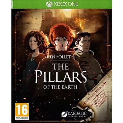 Foto van Ken Folleth's: The Pillars of the Earth - Complete Edition XBOX ONE