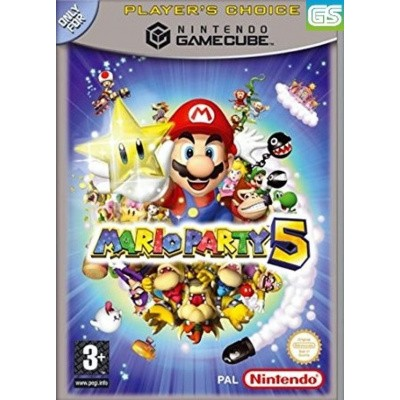 Foto van Mario Party 5 (players choice) NGC