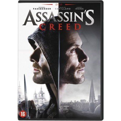 Foto van Assassin's Creed DVD