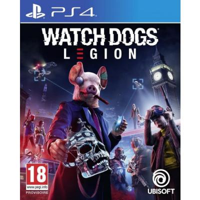 Foto van Watch Dogs: Legion PS4