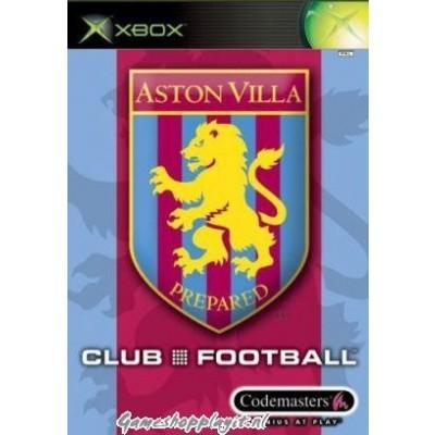Aston Villa Club Football 2003/04 XBOX