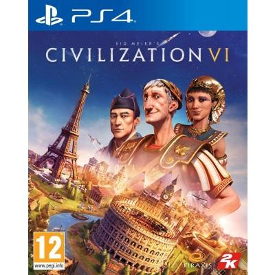 Foto van Civilization VI PS4