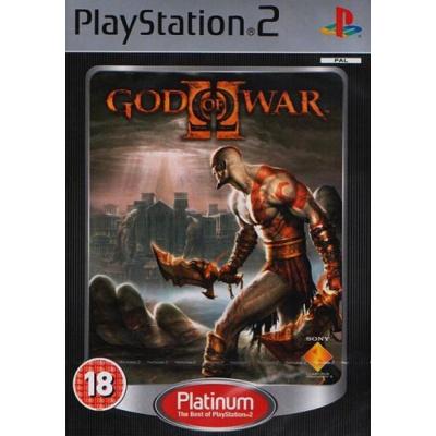God Of War II (Platinum) PS2