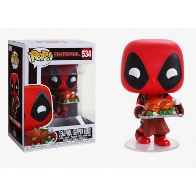 Pop! Marvel: Deadpool - Deadpool (Supper Hero) FUNKO