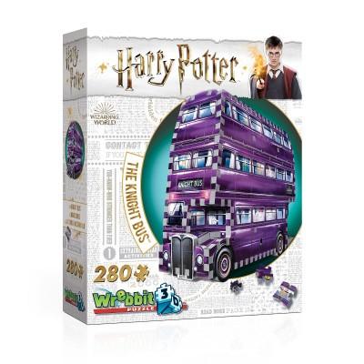 Foto van Wrebbit: Harry Potter - The Knight Bus 3D Puzzle