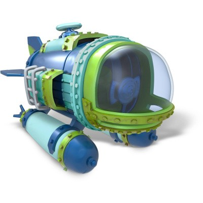 Dive Bomber No. 87548888 Superchargers Water SKYLANDERS