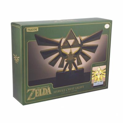 The Legend of Zelda: Hyrule Crest Light MERCHANDISE
