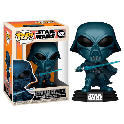 Foto van Pop! Star Wars: Concept Series - Darth Vader FUNKO