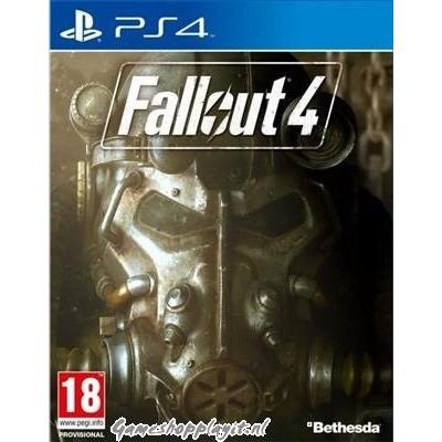 Foto van Fallout 4 PS4