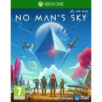 Foto van No Man's Sky XBOX ONE