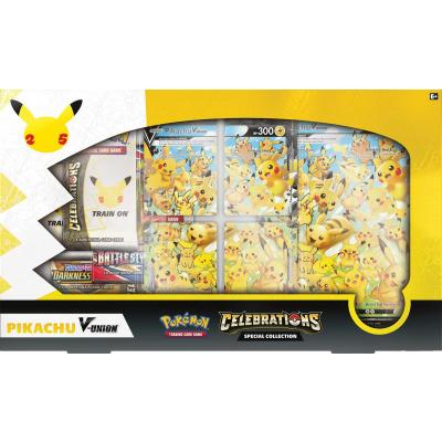 Foto van TCG Pokémon Celebrations V-Union Special Collection - Pikachu POKEMON