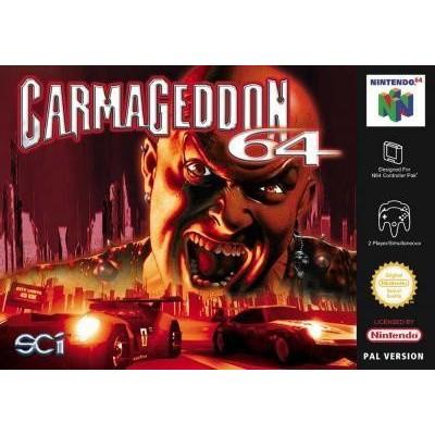 Foto van Carmageddon 64 N64