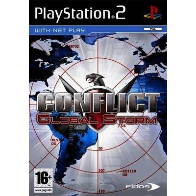 Conflict: Global Storm PS2