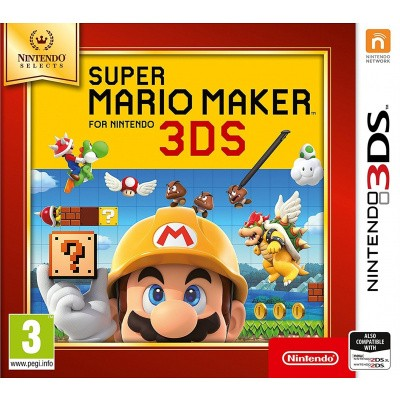 Foto van Super Mario Maker (Selects) 3DS