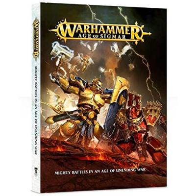 Age of Sigmar Book WARHAMMER AOS