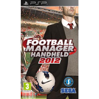 Foto van Football Manager Handheld 2012 PSP