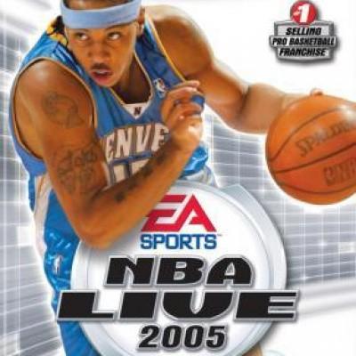 Nba Live 2005 Nintendo GameCube