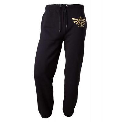 Zelda Lounge Pants Triforce Logo (L) MERCHANDISE