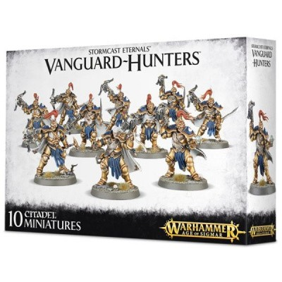 Stormcast Eternals Vanguard-Hunters WARHAMMER AOS