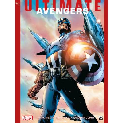 Foto van Ultimate Avengers 4 (NL-editie) COMICS