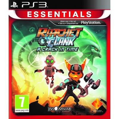 Foto van Ratchet & Clank: A Crack In Time (Essentials) PS3